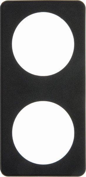 Berker 2 Gang Frames - 9-1826-XX