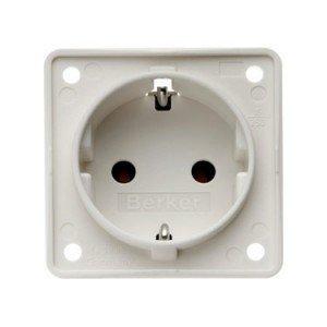Berker Schuko socket outlet 9-4185-25-XX