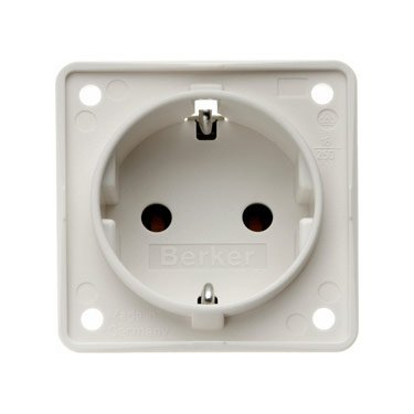 Berker Schuko socket outlet 9-4185-25-XX