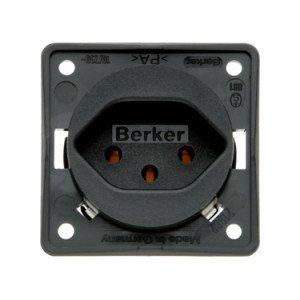 Berker Swiss socket outlet 9-6249-25-XX