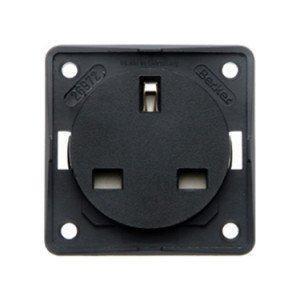 Berker British socket 9-6262-25-XX