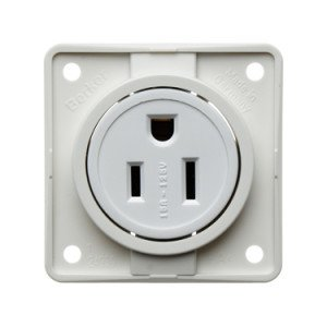 Berker NEMA socket outlet 8-6263-25-XX
