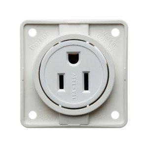 Berker NEMA socket outlet 8-6263-25-XX