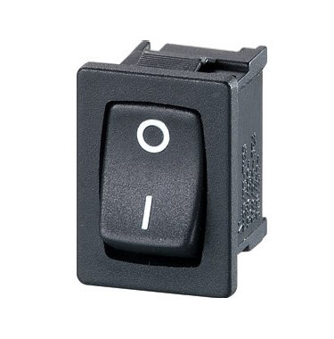 Small rocker switch - A11131121000