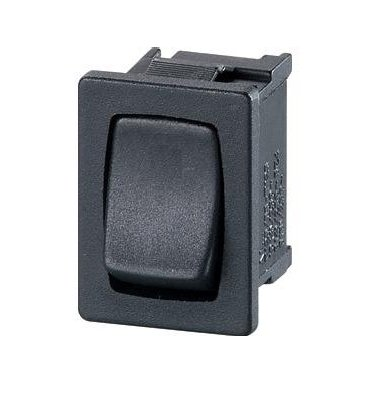 Momentary Changeover Rocker Switch - A11B21100000