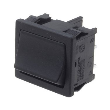 DP Latching Rocker Switch - A41231100000