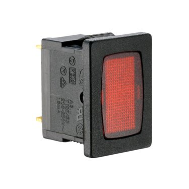 Red Neon Indicator Light - A51121G00000