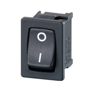 Double Pole Rocker Switch - A81231121000