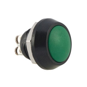Green Push Button Switch - AB-AV-1203