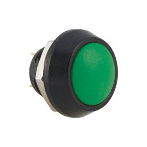 Green Push Button Switches - AB-AV-1209