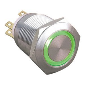 Vandal Push Switches - AB-AV-915