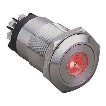 Illuminated Anti Vandal Switch - AB-AV-919