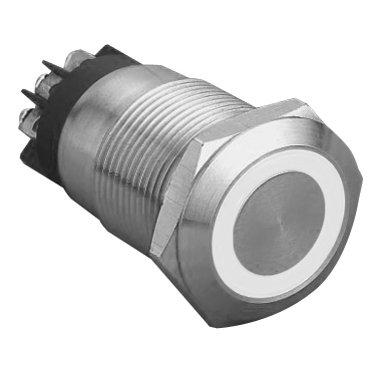 Ring Illuminated Vandal Switch - AB-AV-929