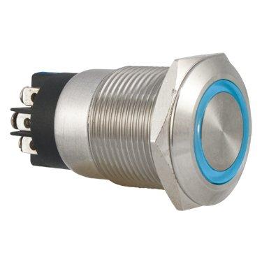 Ring Illuminated Anti Vandal Switch - AB-AV-931V-934