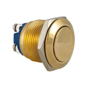 Brass Anti Vandal Switch - AB-AV-935