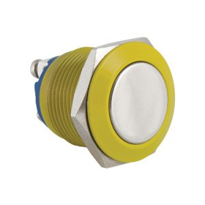Yellow ring Anti Vandal Switch - AB-AV-937
