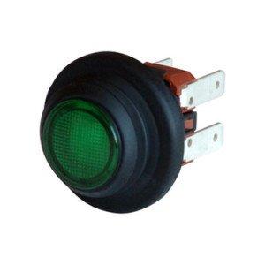 Splash proof switch IP65 RMASK128C1E00000