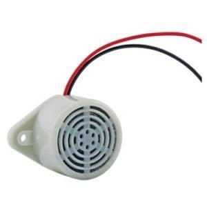 White 12VDC Buzzer - ABI-049-RC