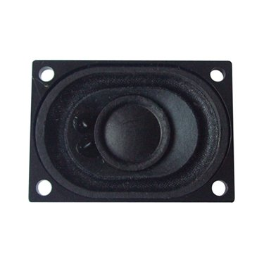 4ohm Miniature Speaker ABS-230-RC