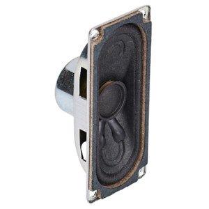 Miniature Rectangular Speaker - ABS-235-RC