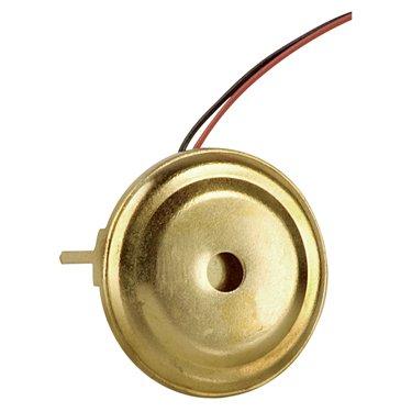 Brass Piezo buzzer - ABT-440-RC