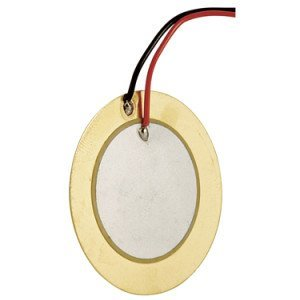 27mm Piezo Element With Leads - ABT-441-RC