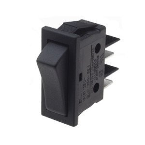 Rocker Switch Momentary - B114C11000000