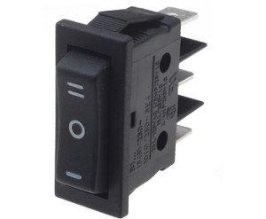 Centre off SPDT Rocker Switch - B115C11290000