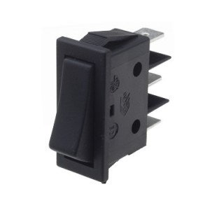 Momentary Rocker Switch - B11D411000000