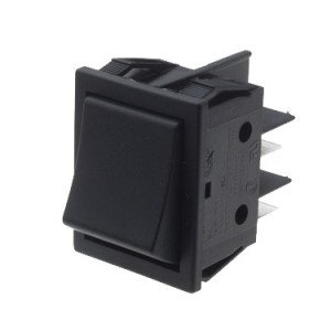 Momentary Rocker Switches - B417C11000000
