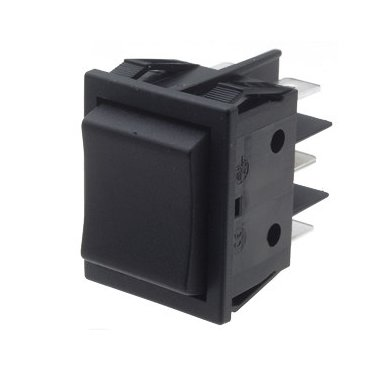 Changeover Rocker switches - B41LC11000000