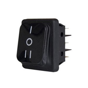 Centre-Off Splash proof rocker switch - B4MASK19C1129000