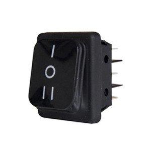 Centre-Off Splash proof rocker switch - B4MASK19C1129000