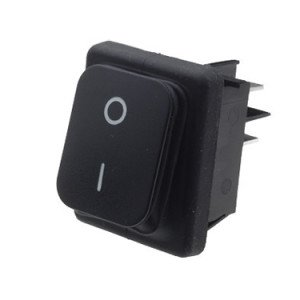 Splash proof rocker switch IP65 B4MASK52N1121000