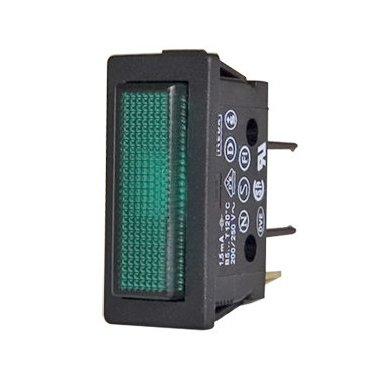 Green Neon Indicator - B51121E000000