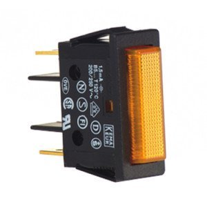 Amber Panel Indicator Light - B51121H000000