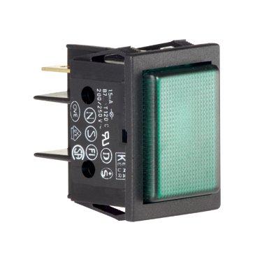 Green Panel Indicator Light -B71121E000000