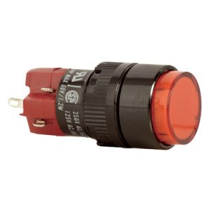 16mm Round Push Button Switch - D16LMR1-1AB