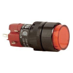 16mm Round Push Button Switch - D16LMR1-1AB