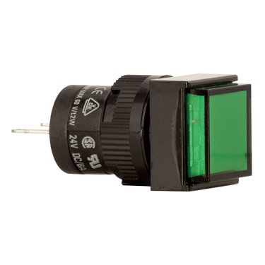 Square Pilot Light - D16PLS1-000