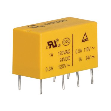 Miniature Power Relay - DSY2Y-S-212L