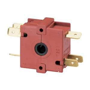 Rotary switches - R11A21000