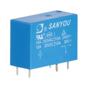 Single Pole Relay - SMI-S-112L