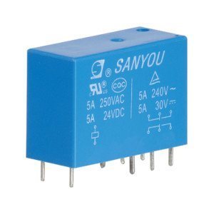Double Pole Relays - SMI-S-205L