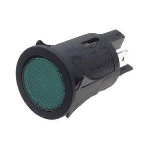 25mm illuminated push button switch - SP6028C1E0000