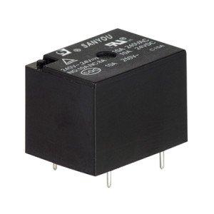 12V Miniature Power Relay -SRDH-S-112D