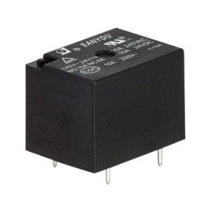 Miniature Power Relays -SRDH-S-124D