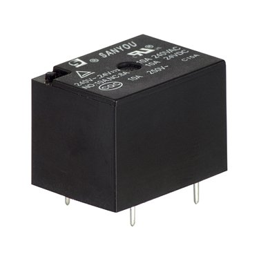 Miniature Power Relays - SRDH-S-124D