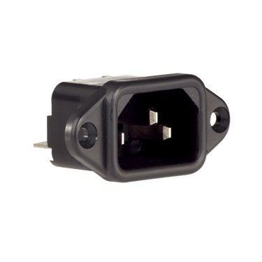 IEC Connector C14 - STF302A1