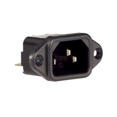 IEC Connector C14 - STF302A1